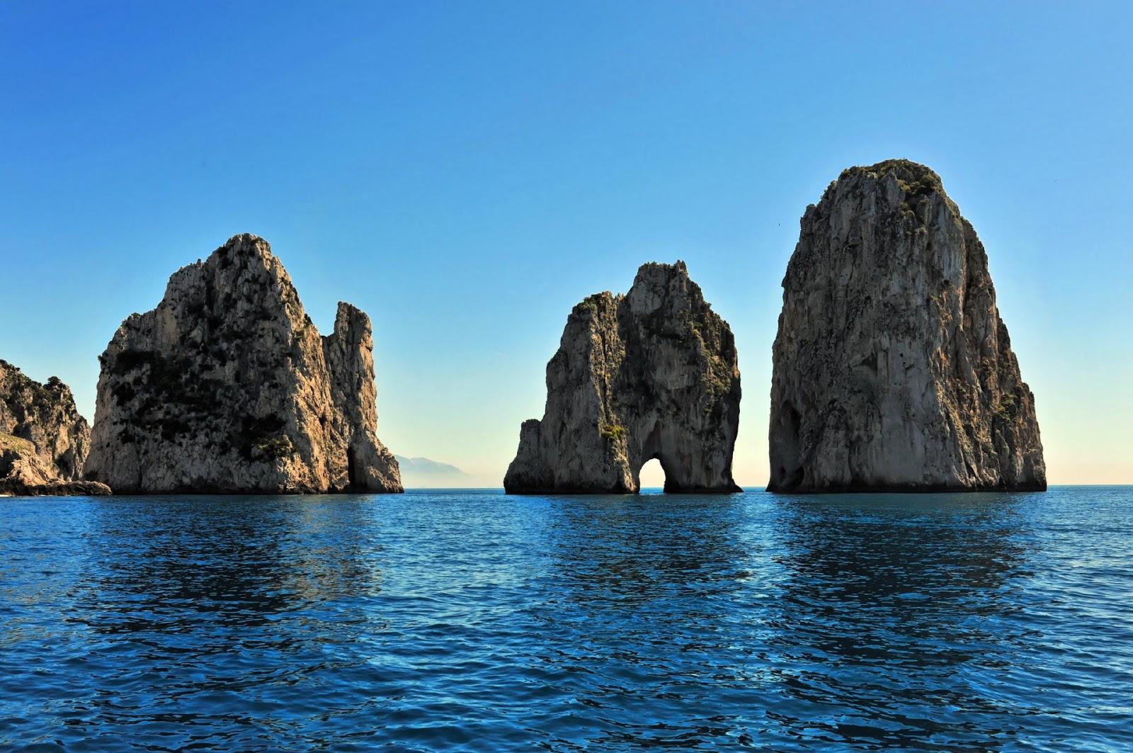 """Capri pressing sul Ministero dell'Ambiente, """"Vogliamo l'area marina protetta"""""""