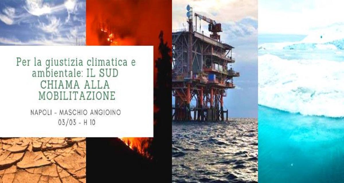 Napoli, Stop Biocidio promuove: 3 marzo Assemblea nazionale verso il corteo di Roma