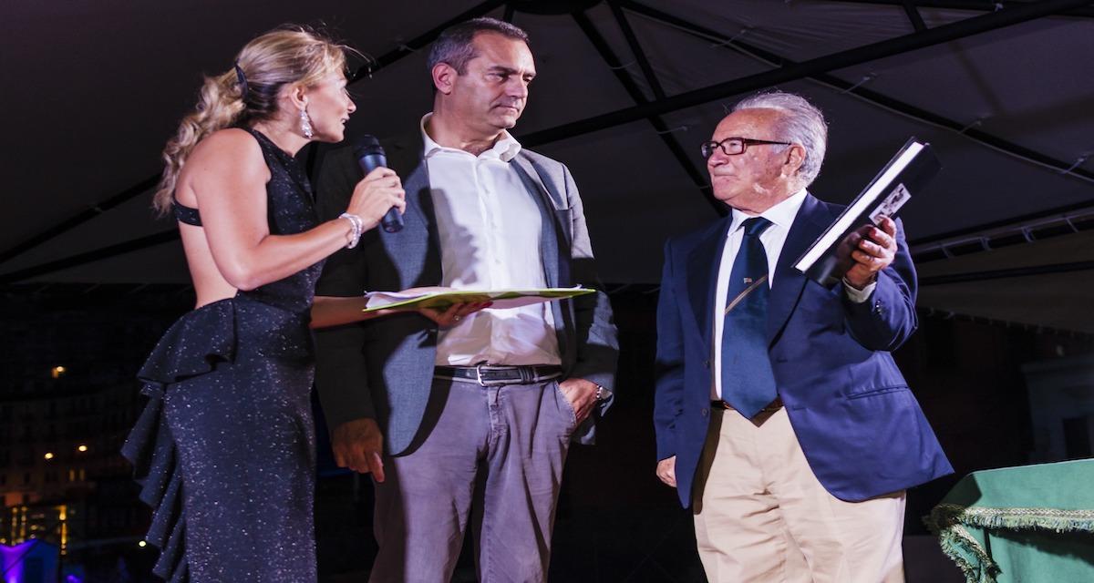 """Premio internazionale """"Posillipo, cultura e mare"""" venerdi 21 giugno II edizione"""